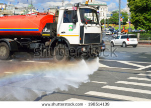 stock-photo-moscow-russia-june-water-trucks-sprinkling-streets-in-hot-weather-streets-are-sprinkled-198514139